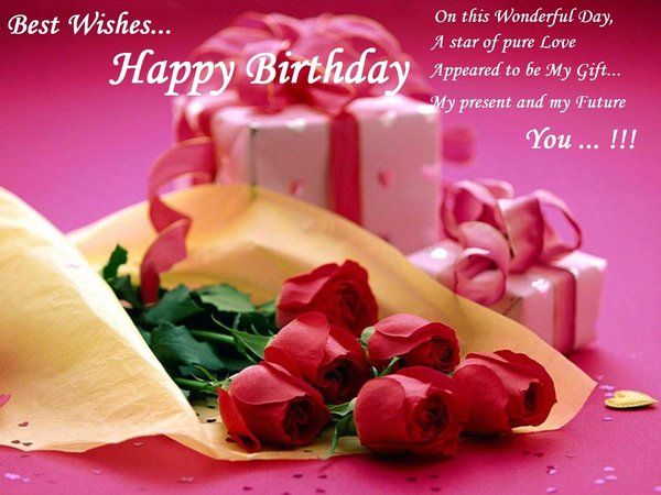 Best Happy Birthday Wishes And Images