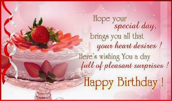 Happy Birthday Wishes And Images To Friends