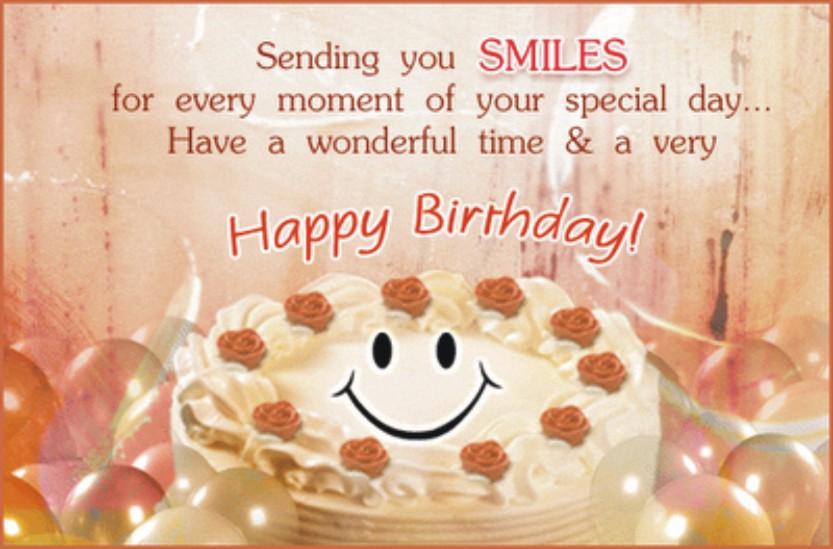 Happy Birthday SMS Quotes