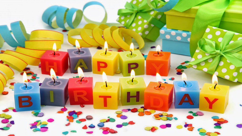 Happy Birthday wishes images 2016