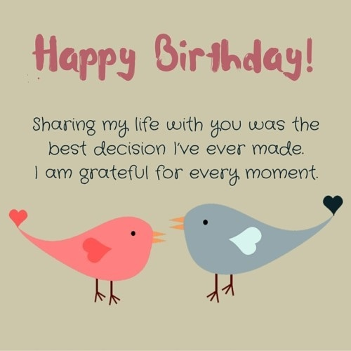 Cute Birthday Wishes For Your Charming Boyfriend: Happy Birthday Husband Wishes, Messages, Quotes And Cards