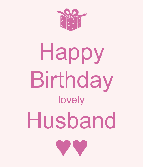 Happy Birthday husband Images