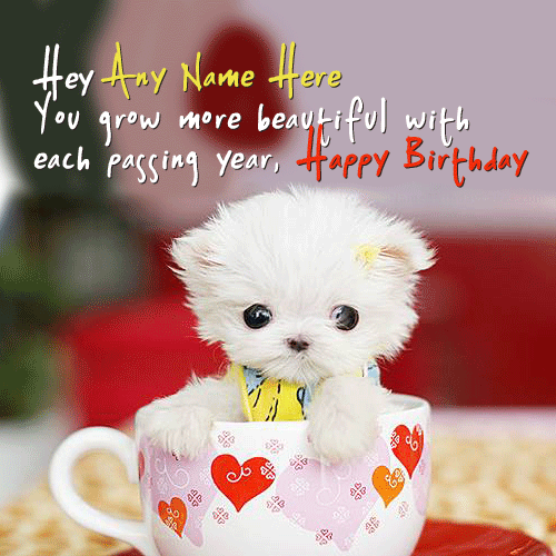 cute birthday wish images and pictures