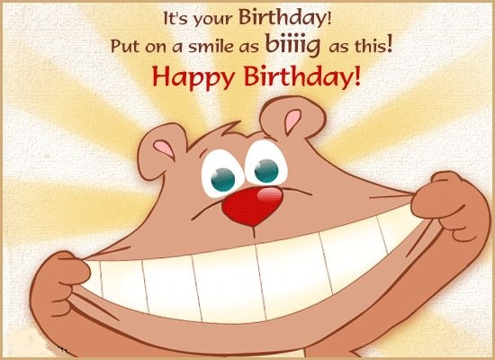 cute birthday wishes images messages