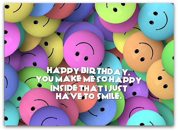 Cute birthday wishes images