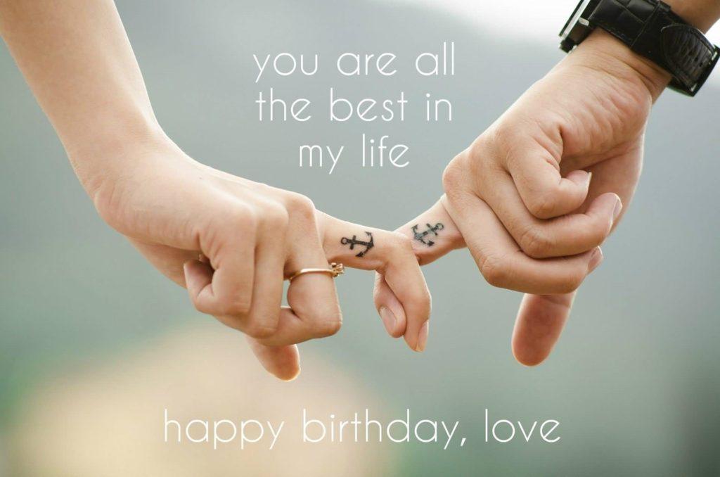 happy birthday girlfriend wishes