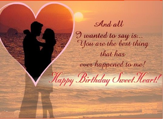 girlfriend birthday wishes images