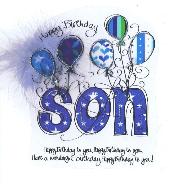 Happy birthday son quotes wishes messages and images bookmarktalkfo Choice Image