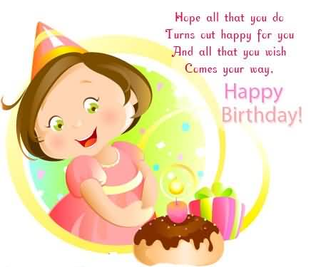 lovely and beautiful cute birthday wishes images