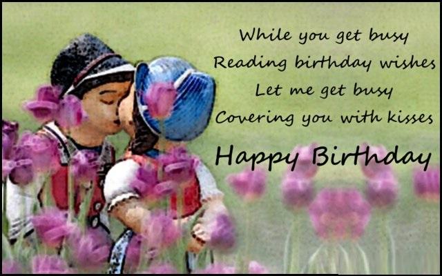 Birthday wishes cards for boyfriend