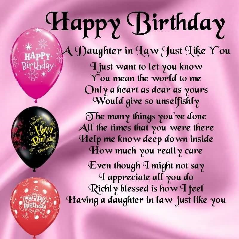 birthday wishes for daughter images and messages