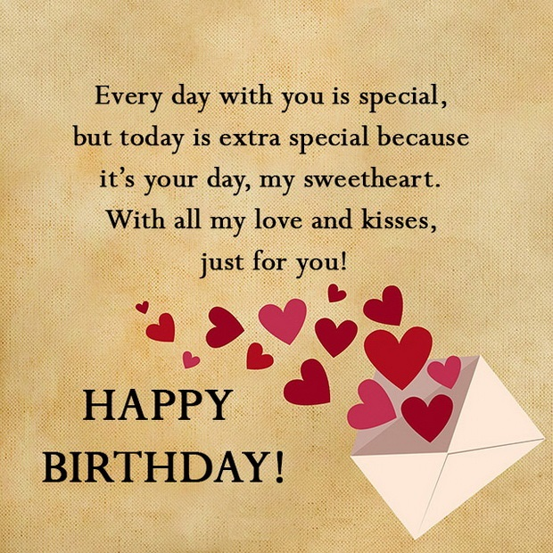 Funny Happy Birthday Quotes For Boyfriends : Happy Birthday Wishes for Boyfriend Images, Messages and Quotes