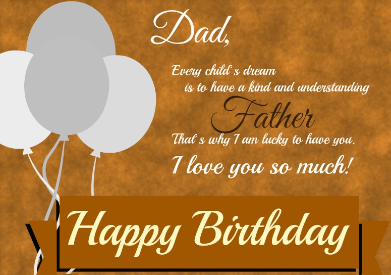 Happy birthday wishes for father father birthday wishes and images you can share these father birthday wishes through happy birthday cards or simply write it on happy birthday greeting cards bookmarktalkfo Choice Image