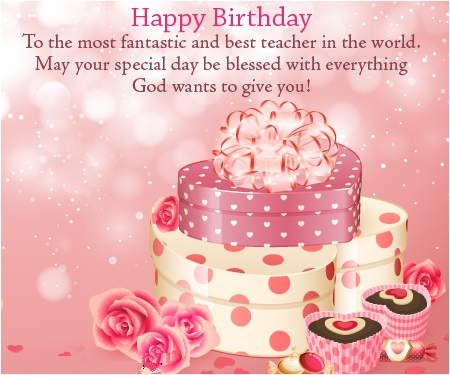 happy birthday letter to a teacher happy birthday wishes for images messages and quotes 16142
