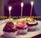 Birthday Wishes on Happy Birthday