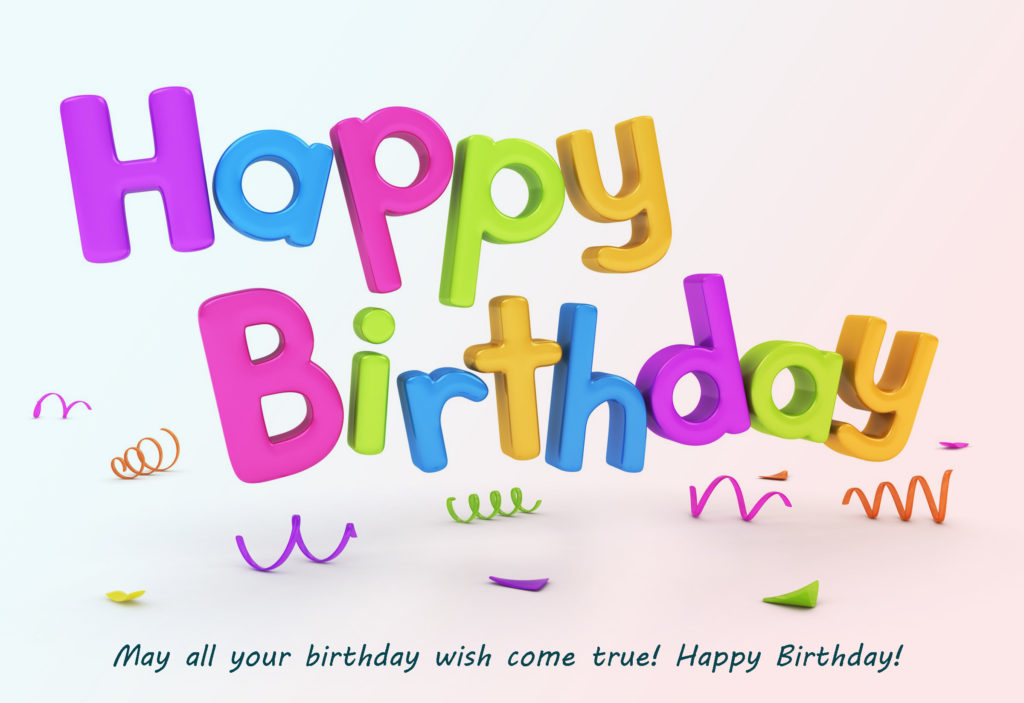 Happy Birthday Messages Wallpaper