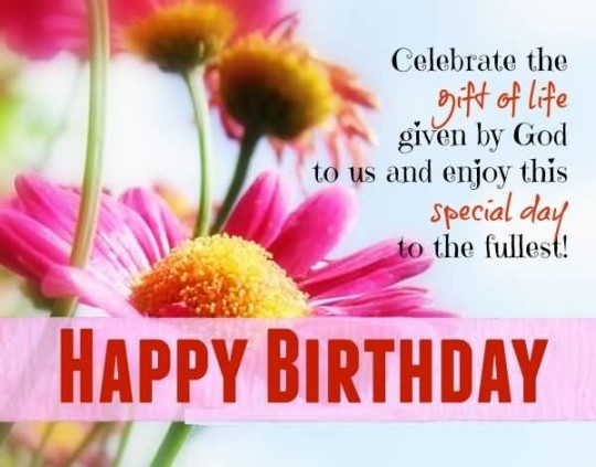 Religious Birthday Wishes - Birthday Greeting, Wishes, Images