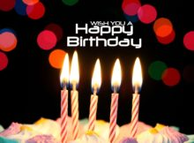 100+ Best Happy Birthday Wishes - Birthday Cards, Images, Greetings And Sayings