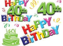 40th Birthday Wishes - Happy 40th Birthday Wishes, Quotes And Messages