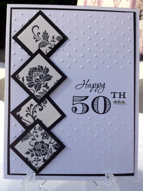 50 Handmade Birthday Card Ideas and Images - Birthday Wishes And Cards