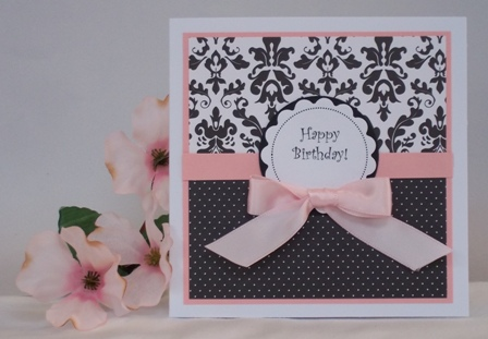 50 Handmade Birthday Card Ideas and Images