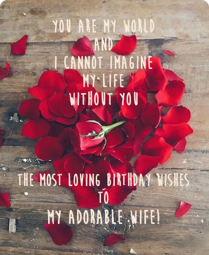 Best Birthday Cards For Wife