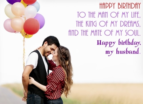 Best Birthday Lines For Husband