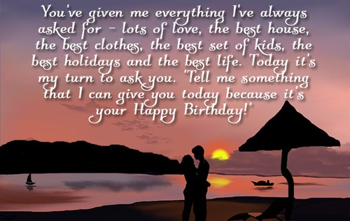 Birthday Wishes For Husband - Birthday Images and Whatsapp ...