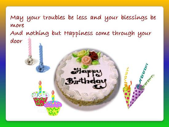 Birthday Wishes For Someone Special - Happy Birthday Wishes