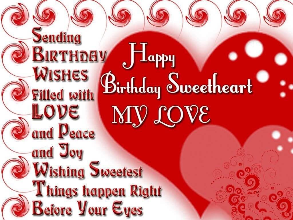 Romantic Birthday Lines