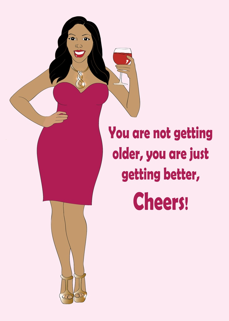 Funny Happy Birthday Sayings For Women