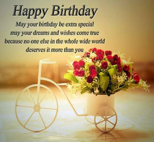 Happy Birthday Sayings And Quotes