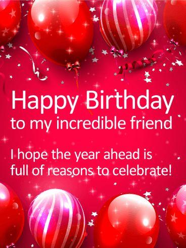 Best Heartfelt Birthday Card