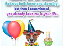 Funny Birthday Wishes To Friend