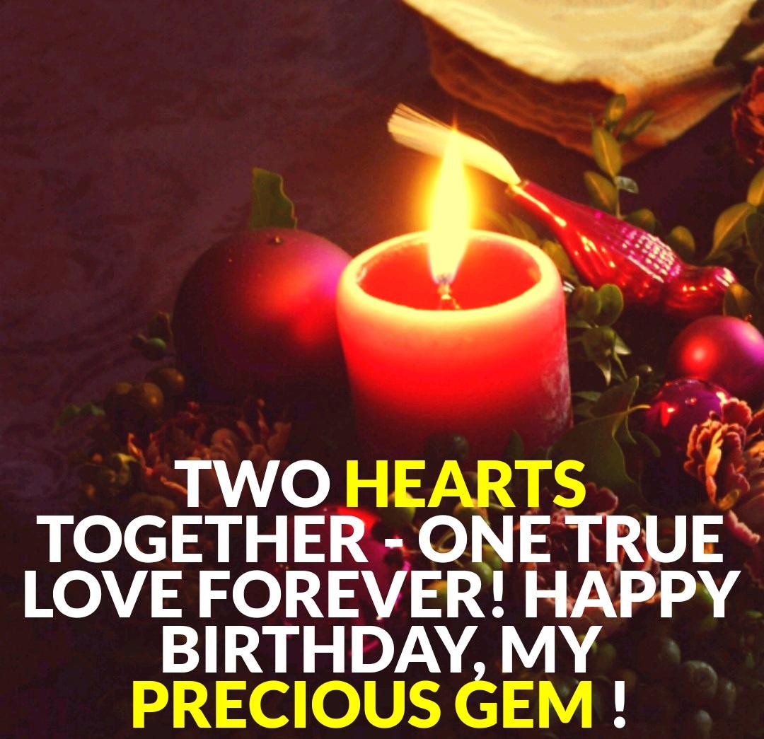 Happy Birthday My Love Wishes For Girlfriend, Boyfriend