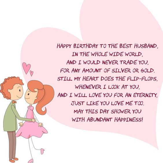 Happy Birthday Poems For Girlfriend