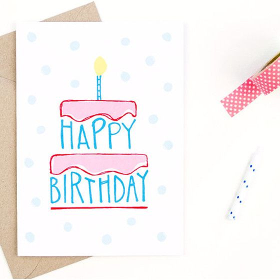 Happy Birthday Cards For Friends