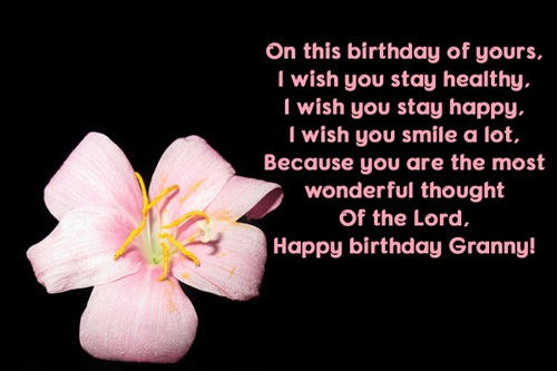 Birthday Quotes for Grandma Funny