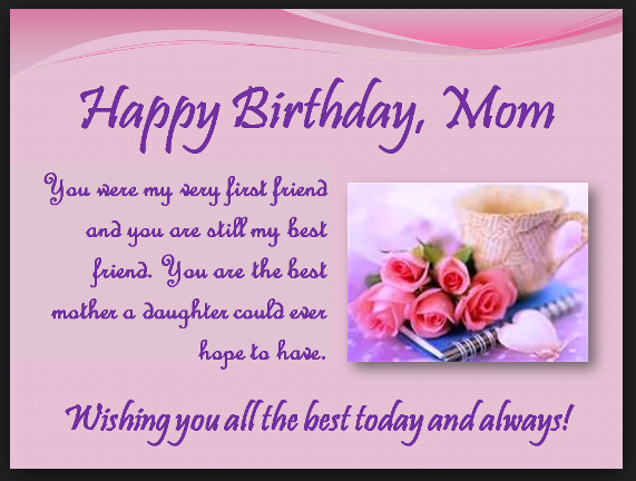 Birthday wishes for mom happy birthday mom quotes as you wake up this morning i hope you enjoy the crisp fresh air full of bright sunshine and relish the sound of chirping birds m4hsunfo