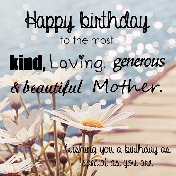 Mom Birthday Quotes