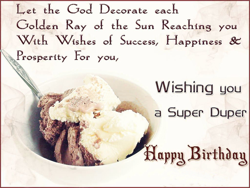 Spiritual Birthday Wishes Images