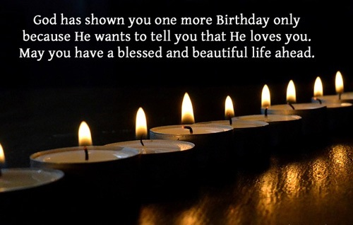 Spiritual Birthday Wishes To Friend
