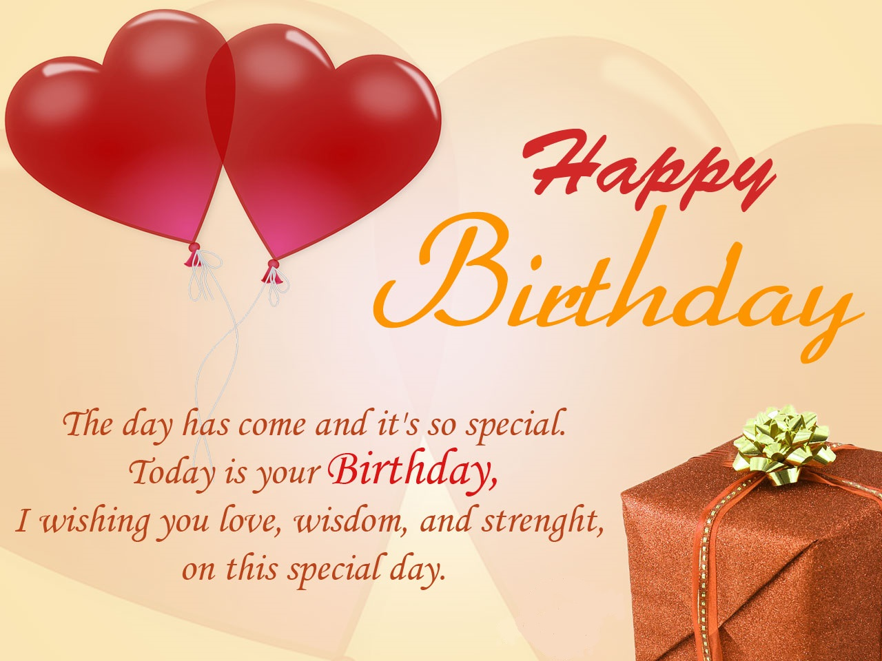 Happy Birthday Message Wishes Quotes Birthday Wishes Message
