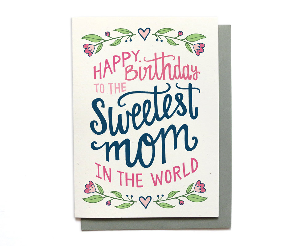 Happy Birthday Cards Images for Mom - Mom's Birthday
