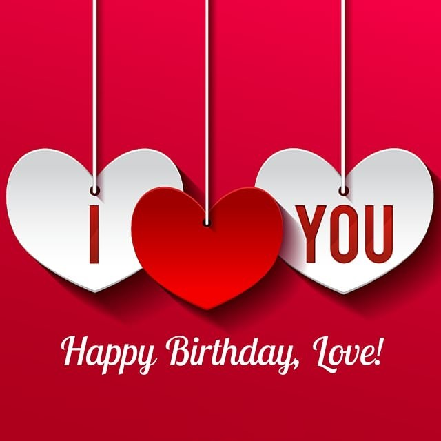 Birthday Wishes For Love