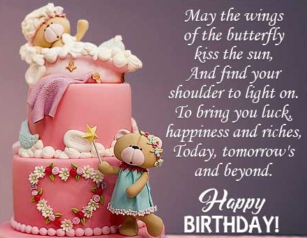 Happy Birthday SMS and Wishes