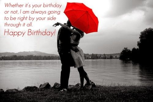 Happy Birthday Wishes For a Boyfriend