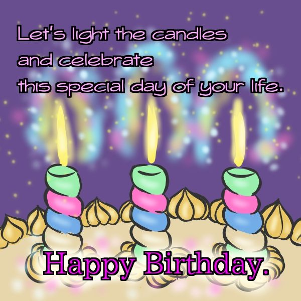 Happy Birthday Quotes Messages