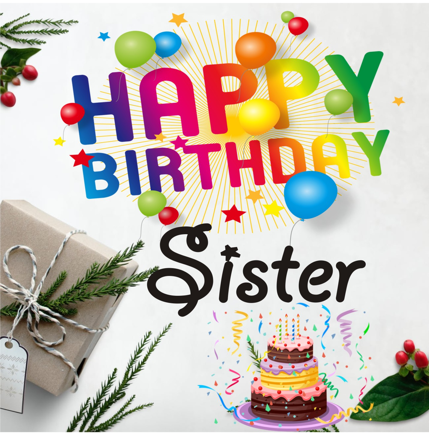 happy birthday images for sistergreetings and wishes